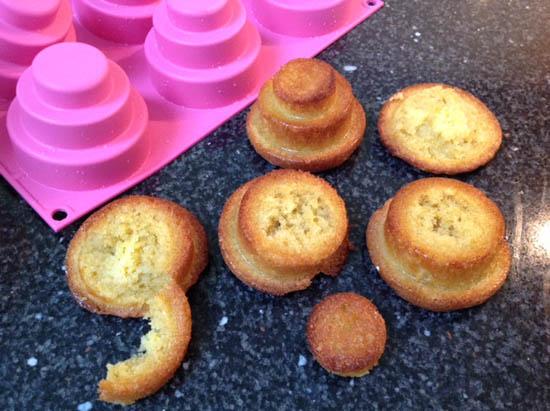 mislukte wondercakes