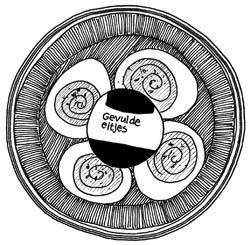 gevulde eitjes