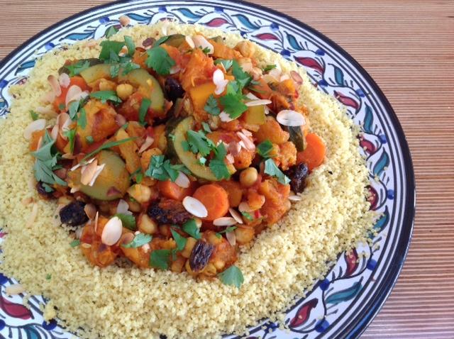 marokkaanse couscous