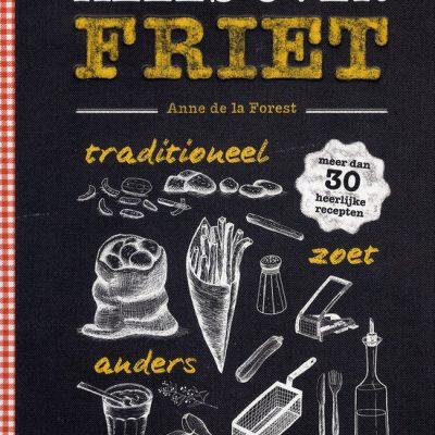 Kookboek Alles over friet