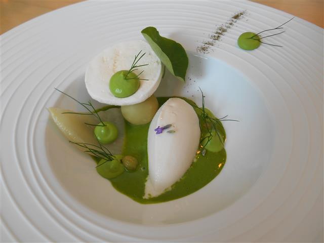 Bolenius groentendessert