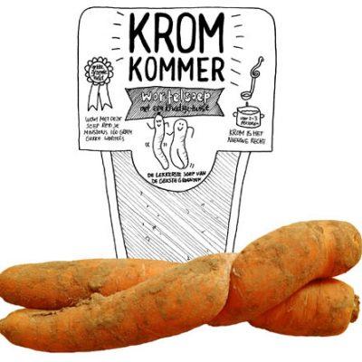 Kromkommer wortelsoep (met recept)