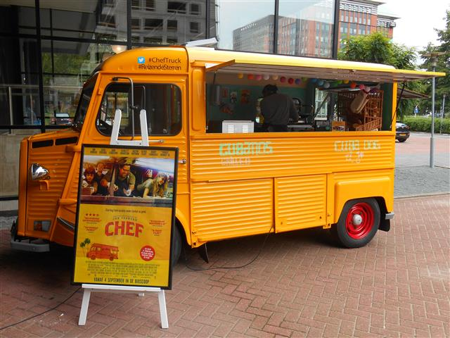 foodtruck Chef