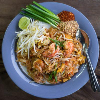 Wereldgerecht Thailand: Pad Thai