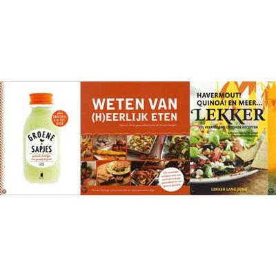 Help, de Healthy Kookboeken Hype