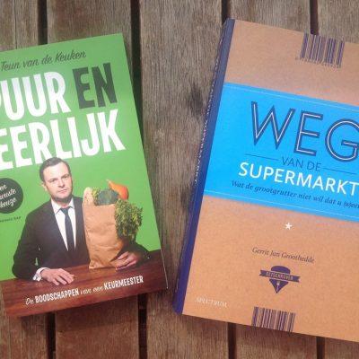 Puur & Eerlijk en Weg van de supermarkt