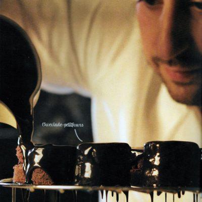 Chocolade-petitfours