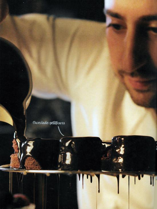 chocolade petitfours