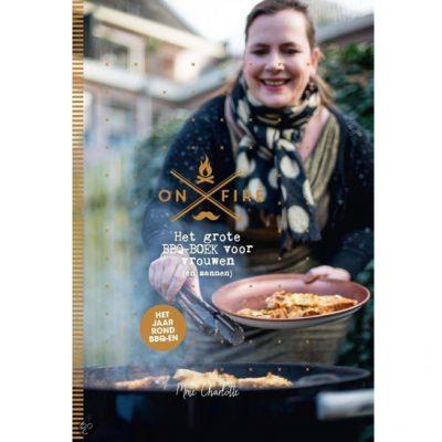 On fire – BBQ boek voor vrouwen