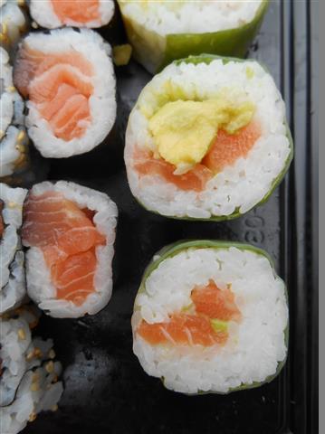 sushi AH togo