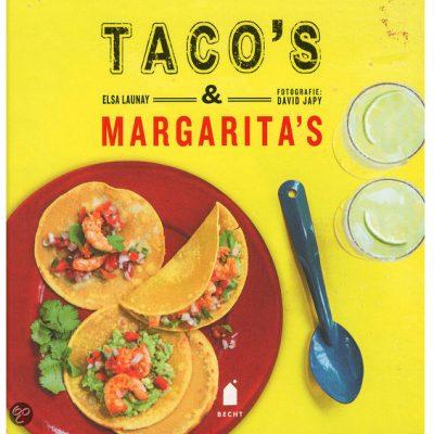 Kookboek Taco's & margarita's