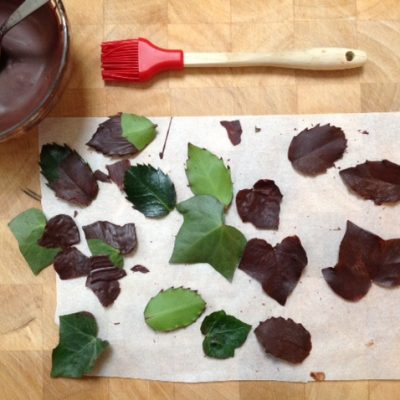 7 simpele garneertrucs met chocola
