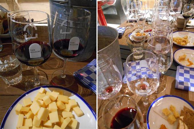 kaas-wijn