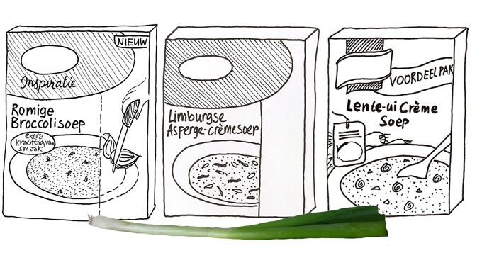 Honig soepen