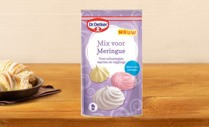 meringue mix dr. oetker