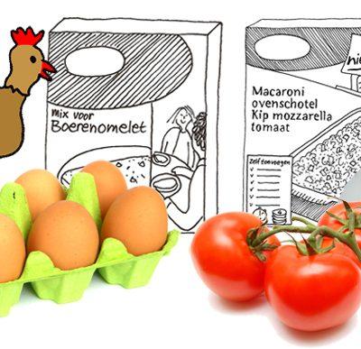 No waste: Verspil je groente niet aan Honig