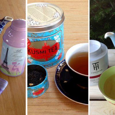 Winterse thee : 3x mijn favoriet
