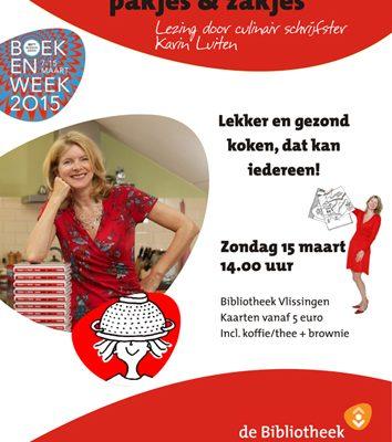 15 maart: lezing in Vlissingen
