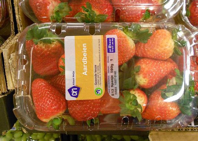 aardbeien spaanse bonken