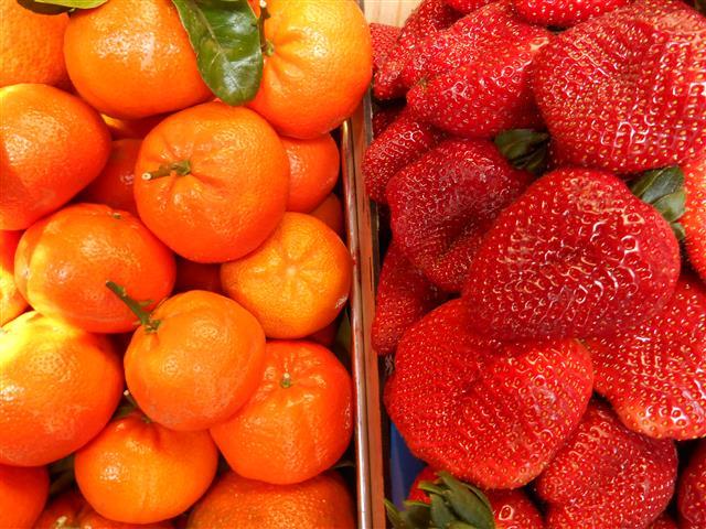 spaanse aardbeien