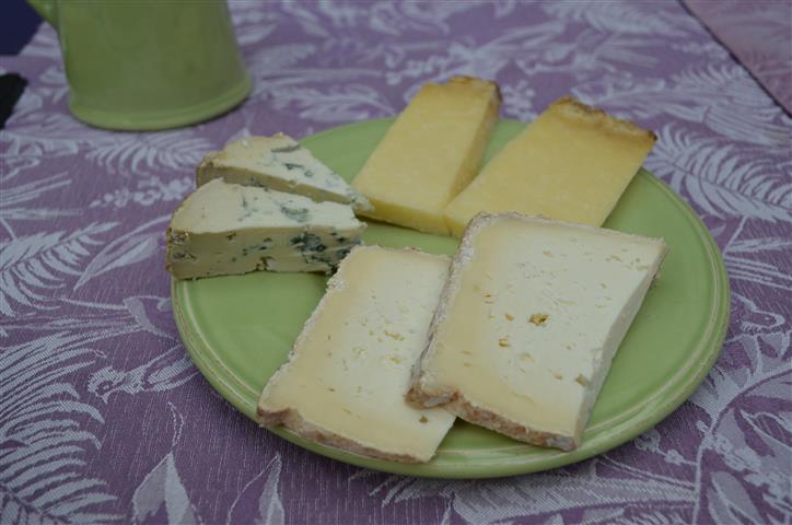 Auvergne kaas