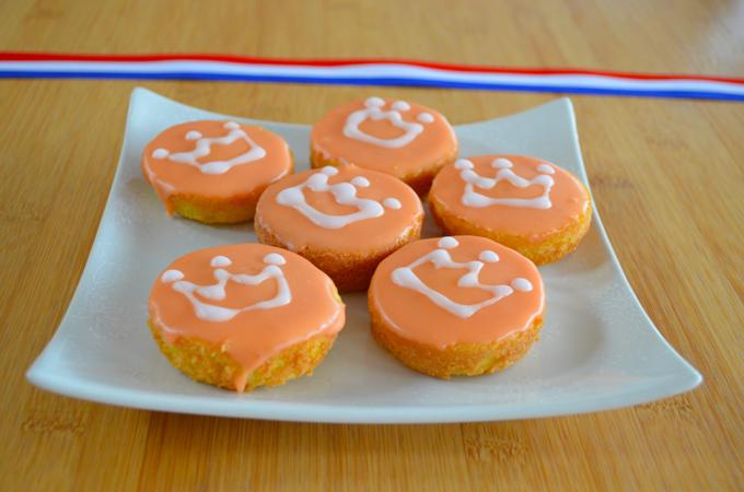oranje koeken koningsdag