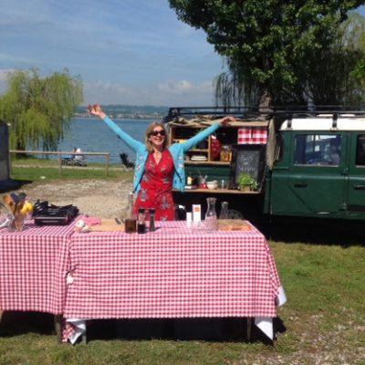Campingkoken met Karin in Groeten van Max