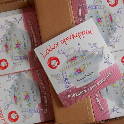 Kinderkookboek Lekker Opscheppen paperback