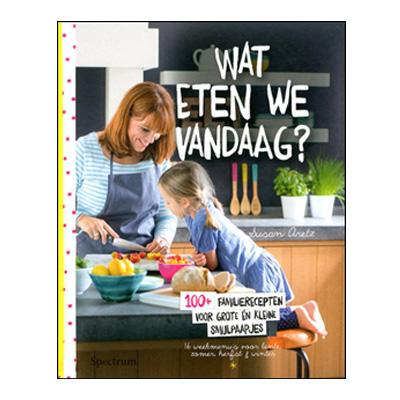 Kookboek Wat eten we vandaag?