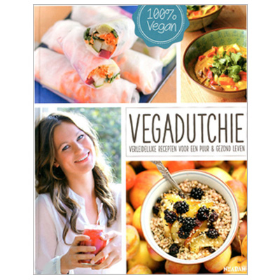 Kookboek Vegadutchie
