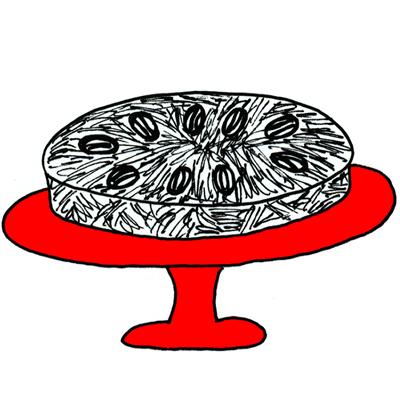 brownietaart