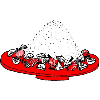 couscous met chorizo