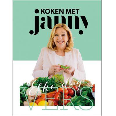 Kookboek Koken met Janny: Elke dag vers