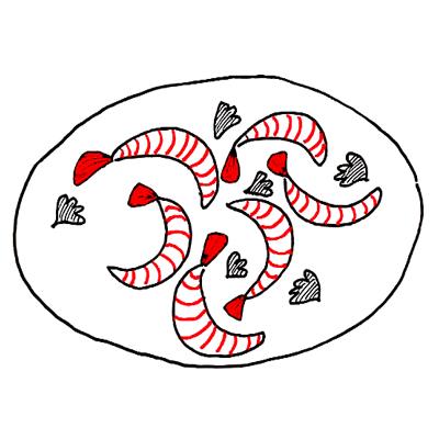 thaise garnalen