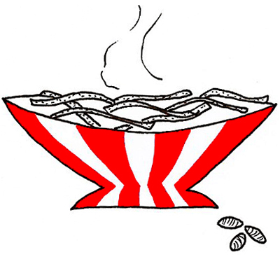 wittekool uit de wok