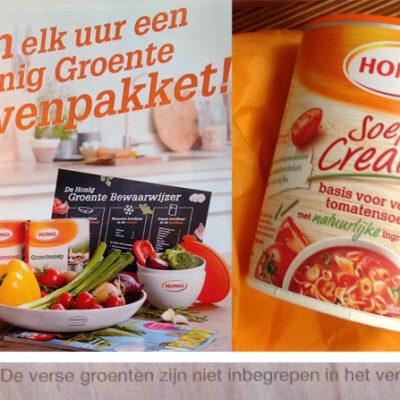 Honig Soep Creatie: nu nóg overbodiger