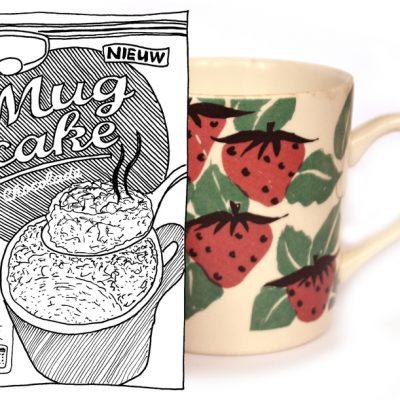 Mug cake – maar dan heel anders