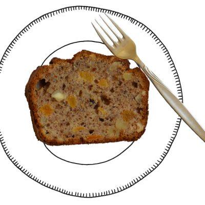 Cake van adukibonen