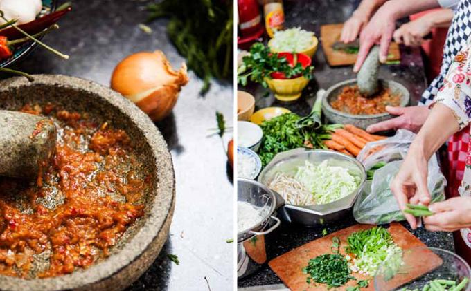 Foto's: Harold Pereira (afkomstig uit mijn nieuwste kookboek De Vrolijke Tafel)