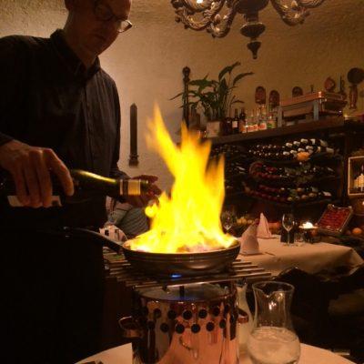 Restaurant In 't Vierde Baarsje
