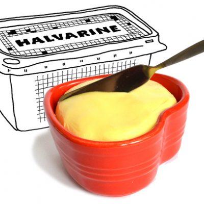 Zelfgemaakte boter