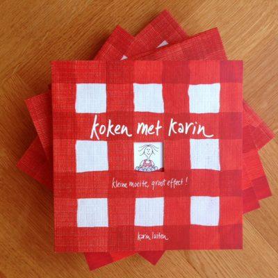 Kookboektip: Koken met Karin 1
