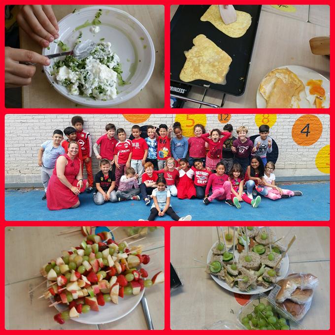 Betere Koken met Karin-dag op basisschool - Koken met Karin XX-67