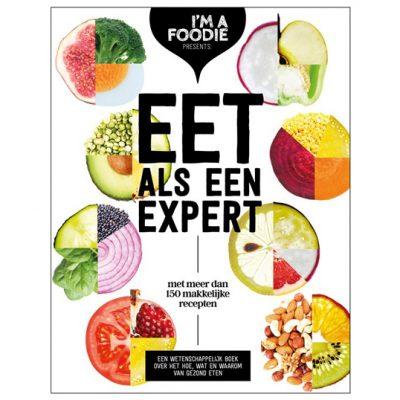 Boek: Eet als een expert