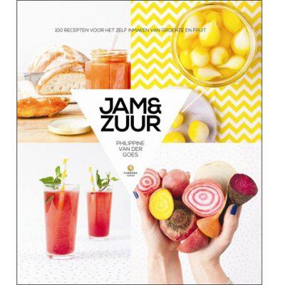 Kookboek Jam & Zuur