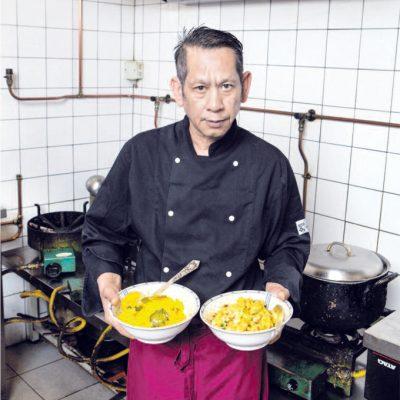 Pakjestest 3: Indonesische nasi koening