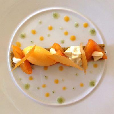Eten bij Bernard Loiseau