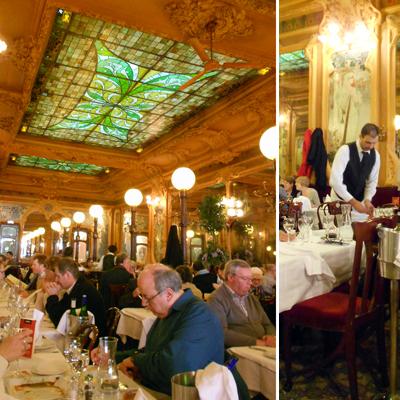 Top 6 brasserieën in Parijs