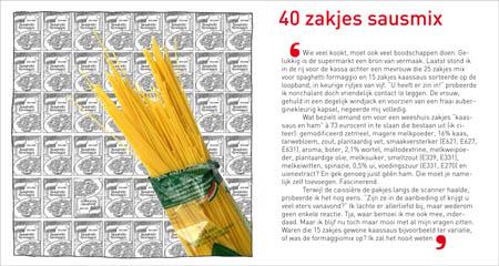 40 zakjes