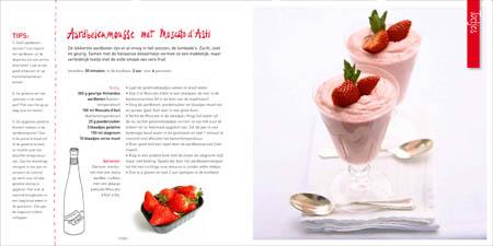 aardbeienmousse